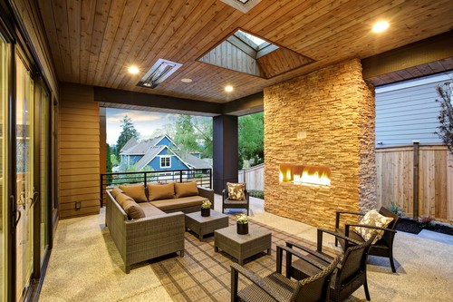, 80 Beautiful Covered Patio, Deck and Porch Ideas-Some on a Budget!