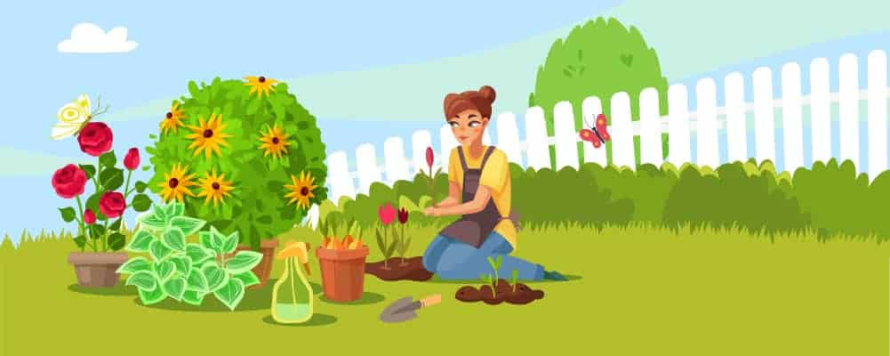 5 Top plants to grow first